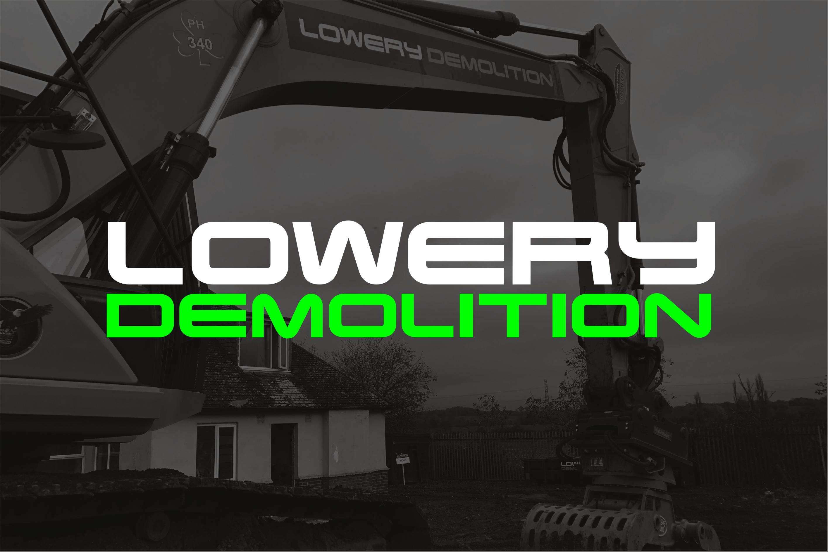 Lowery Demolition